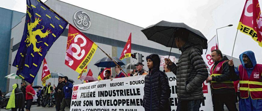 «GeneralElectric» торгуется за рабочие места, а среди профсоюзов нет единства