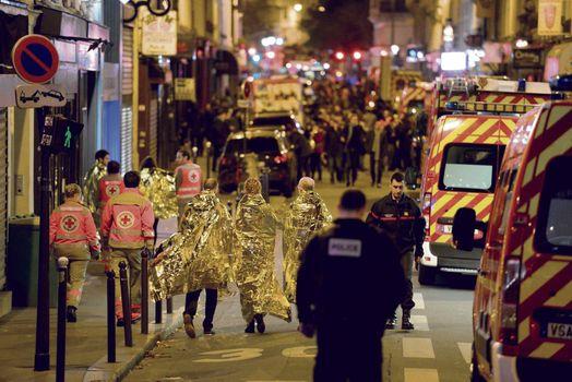 Франция. 4 года спустя после трагедии 13 ноября 2015. Как помочь уцелевшим?