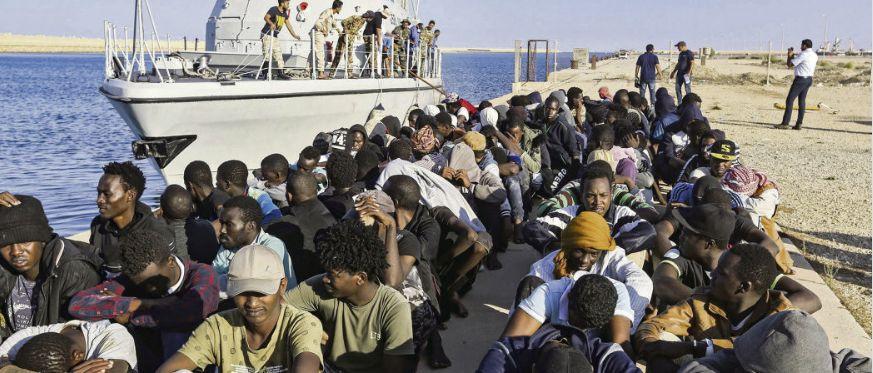 Италия продолжит помогать ливийским парамилитарным образованиям