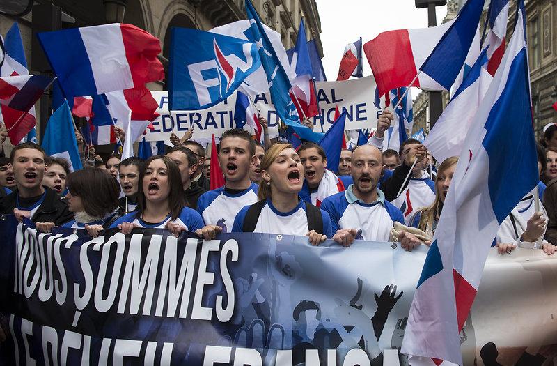 Случай с Клодом Сенке не первый, когда активист «Национального фронта» (сегодня это «Национальное объединение»), перешёл от слов к делу. Правда цели сторонников Ле Пен пугают больше, чем их риторика.