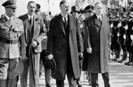 30 сентября 1938 года. Мюнхенское соглашение