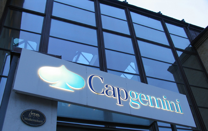 «Изюминка» КЭК-40, «Капгемини» является вдохновением для Эмманюэля Макрона. Насыщенная налоговыми льготами, практикующая налоговую оптимизацию, компания радует своих акционеров.