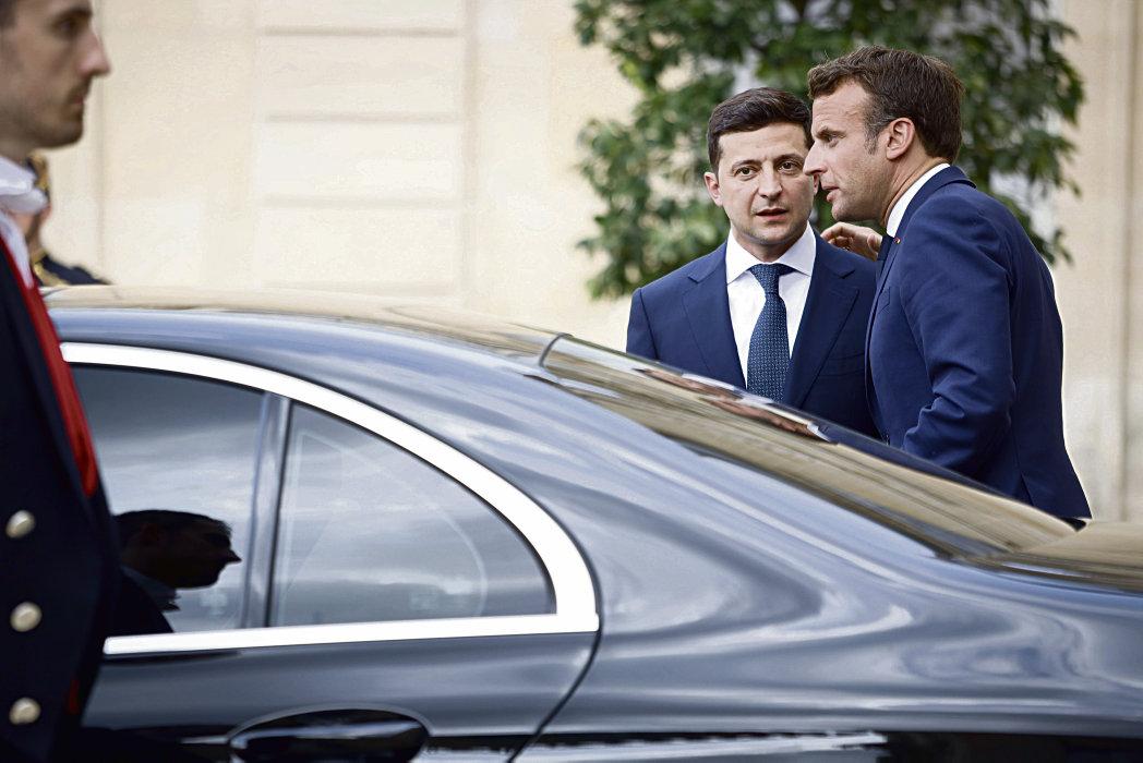 В понедельник 9 декабря, впервые после 2016 года, в Париже пройдёт саммит лидеров стран «нормандской четвёрки», посвящённый вопросу урегулирования ситуации, сложившейся на востоке Украины.