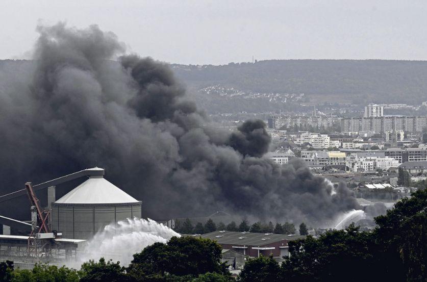 Авария на заводе «Lubrizol» и проблемы химической промышленности