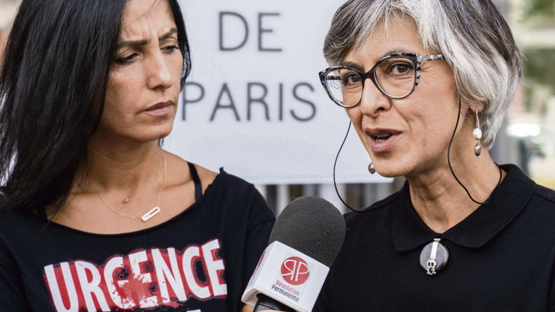 В понедельник вечером апелляционный суд Парижа отказался выпустить на свободу активиста антифашистского движения. Его родственники и сторонники убеждены: всё дело в политической позиции заключённого.