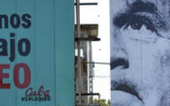 Несмотря на осуждение всё ещё существующих элементов Холодной войны, экономическая блокада Кубы является повседневной реальностью для 70 % граждан этой страны, которые с 1959 года живут в беспрецедентной ситуации, навязанной им ведущей мировой державой.