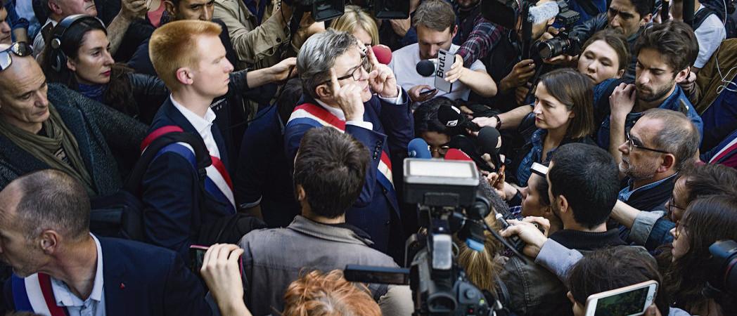 Сегодня Жан-Люк Меланшон и ещё пятеро непокорённых предстанут перед судом Бобиньи, однако они намерены воспользоваться этим случаем, чтобы выступить с речью против «инструментализации» правосудия.