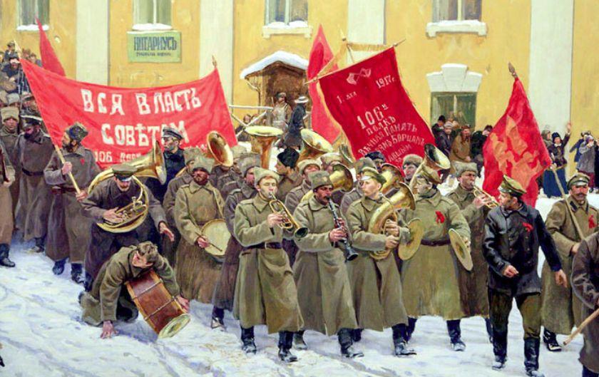 КРУГЛЫЙ СТОЛ. ЧТО ПРОИЗОШЛО В ОКТЯБРЕ 1917-ГО