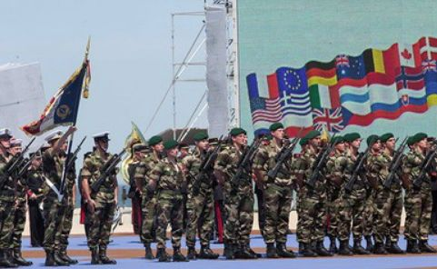 На мероприятия по случаю годовщины открытия второго фронта не пригласили Россию.