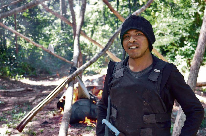 С января в Бразили и зафиксировано 160 случаев вторжения на земли коренных народов.
