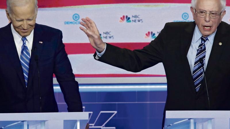 Двухдневные теледебаты членов Демократической партии (США), претендующих на пост президента страны на выборах 2020 года, показали, что побеждает крыло Сандерса и Уоррен. Однако не стоит сбрасывать со счетов и бывшего вице-президента Джо Байдена, делающего ставку на тактическое голосование.