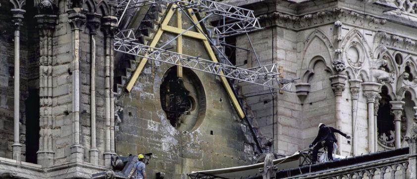Жертвовать на Собор парижской Богоматери становится выгодным делом.