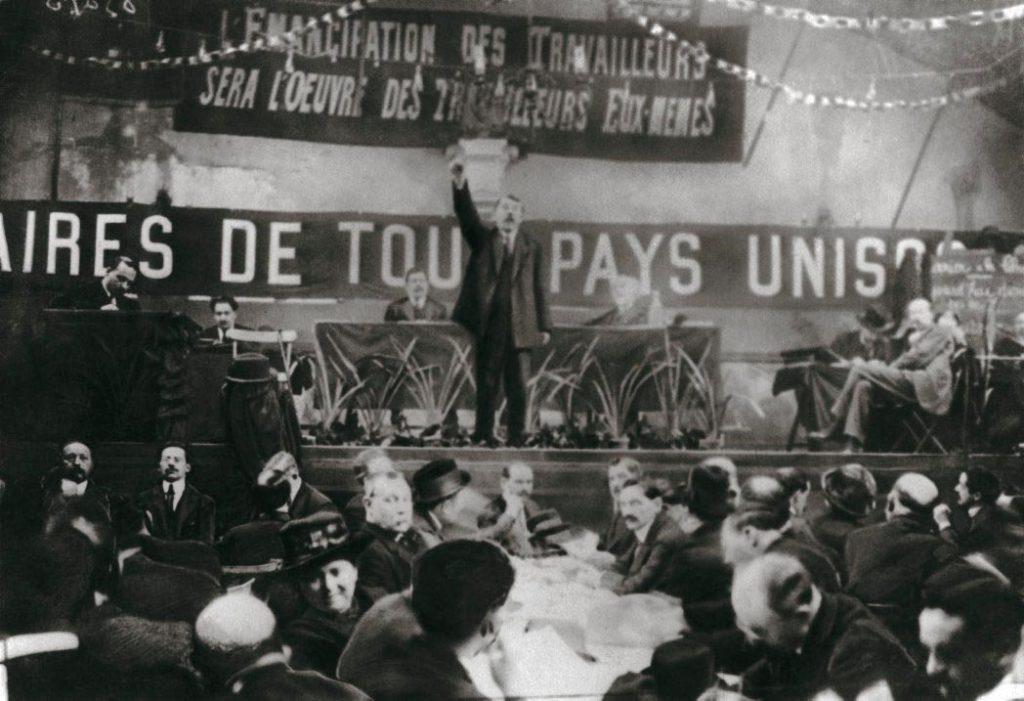 Эти рождественские дни вошли в историю: после окончания Первой мировой войны большинство французских социалистов решили примкнуть к Коммунистическому Интернационалу.