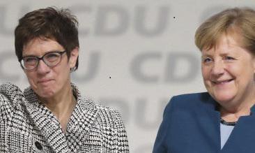 Задача съезда Христианско-демократического союза (ХДС), проходившего в пятницу и субботу в Гамбурге, заключалась в том, чтобы обеспечить будущее главной партии Германии без Меркель.