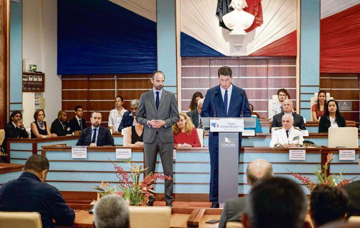 Учитывая, что французские премьер-министры обсуждают вопрос о Новой Каледонии вот уже тридцать лет, не удивительно, что и нынешний глава правительства решил вслед за предшественниками заложить свой кирпич.