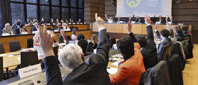 Национальная ассамблея рассмотрит проект создания «Эльзасского европейского территориального образования», которое может получить небывалые полномочия.