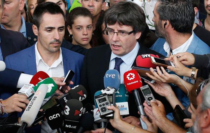 Ультиматум Мариано Рахоя каталонскому правительству истекает в понедельник утром. Вы добиваетесь диалога, но возможен ли он?