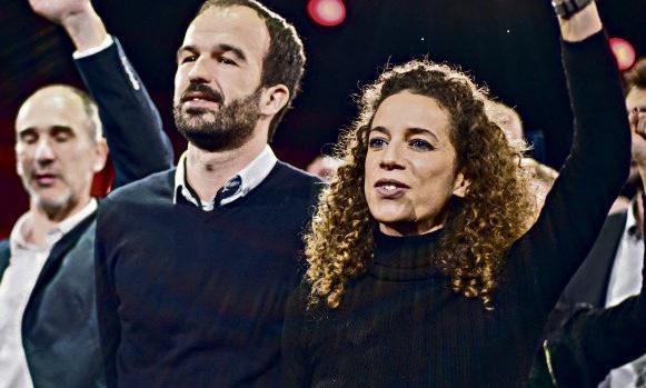 «Франция непокорённая» провела внутреннее голосование, чтобы определить кандидатов, которые будут представлять партию на европейских выборах в мае 2019 года.