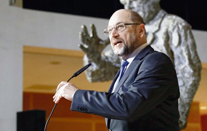 В Социал-демократической партии Германии на этой неделе решался вопрос о «Большой коалиции».