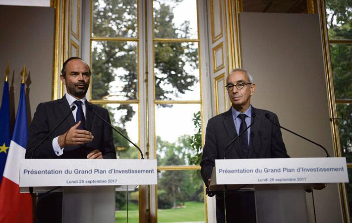 Возникает чувство дежа-вю. Вчера премьер-министр Франции Эдуар Филипп и министр труда Мюриэль Пенико представили большой план инвестиций, рассчитанный на предстоящее пятилетие, который был одним из предвыборных обещаний Эмманюэля Макрона