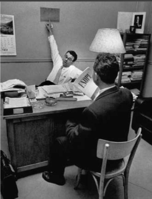 В послевоенные годы работник всемогущей Американской федерации труда и агент влияния ЦРУ, Ирвинг Браун был также рабочей лошадкой процесса раскола в среде европейских профсоюзов. Его считают одной из ключевых фигур холодной войны