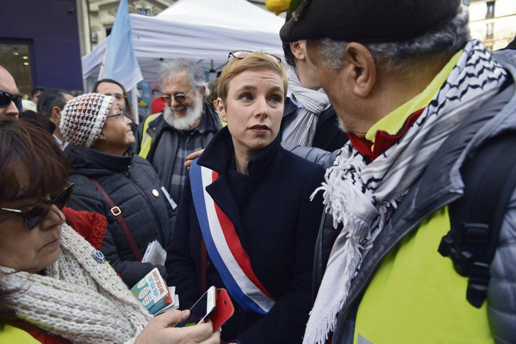 С призывом устроить «большой взрыв» обратилась к лидерам левых партий и движений депутат от «Франции непокорённой» (ФН) Клемантин Отен. После неудачи левых на выборах в Европарламент она считает, что для достижения целей нужно работать разными методами