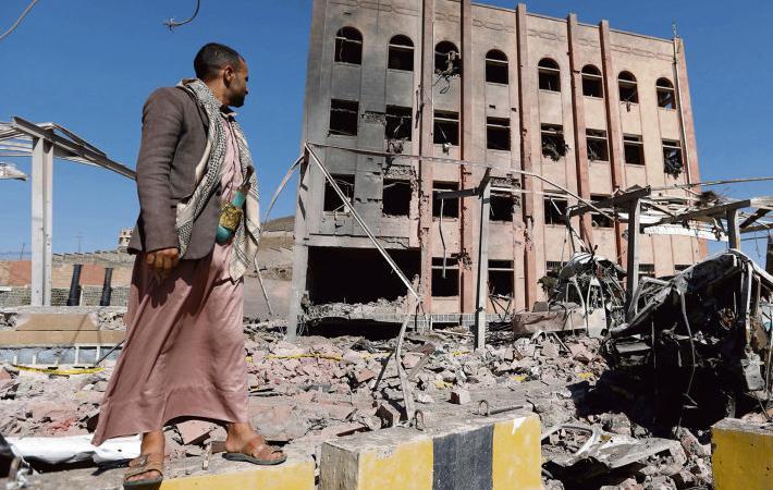 Лоран Бонфуа: Война в Йемене долгое время называлось скрытой. Начавшаяся около 3 лет назад, она вызвала крупный гуманитарный кризис, который описывается международными агентствами как наиболее значимый в мире