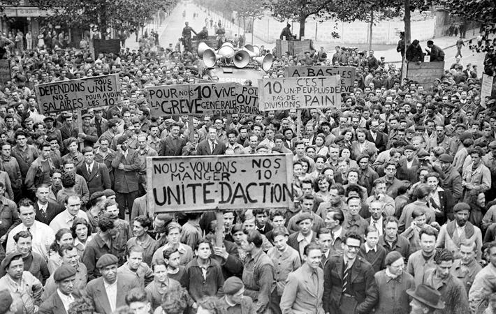 5 мая 1947 года, спустя восемнадцать месяцев социальных преобразований, в течение которых укрепилась французская идентичность, министры-коммунисты исключаются из правительства.