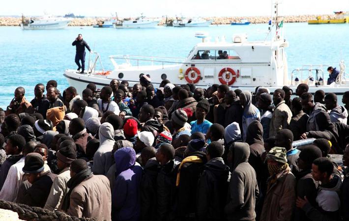 Управление Верховного комиссара ООН по делам беженцев выразило серьёзную обеспокоенность по поводу морских переправ беженцев из Ливии, которые только за последнюю неделю унесли несколько сотен жизней.
