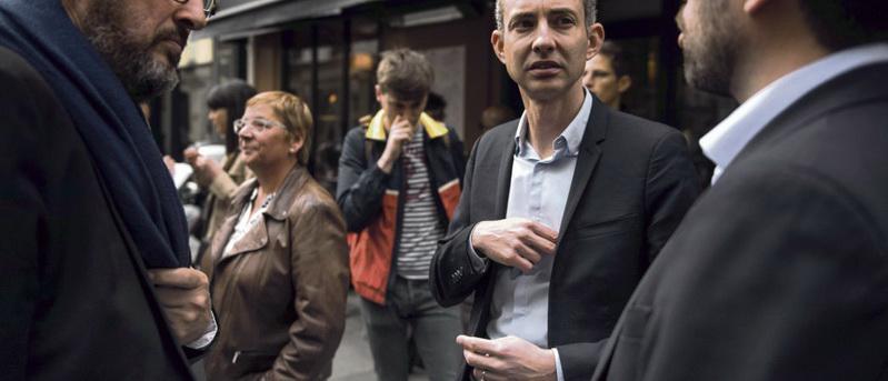 Вчера Ян Бросса и его соратники официально представили список кандидатов от Французской коммунистической партии (ФКП) на выборы в Европарламент. Сегодня вечером на митинге, который состоится в г