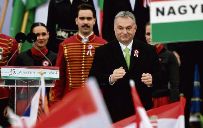 Не обязательно знать венгерский язык для того, чтобы понять политические ставки законодательных выборов, которые состоятся в это воскресенье 8 апреля.