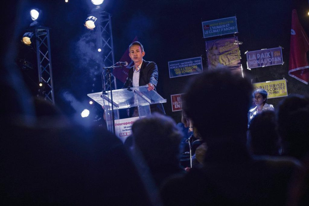 Кандидаты из списка, возглавляемого Яном Бросса, не получат места в Европарламенте. Но благодаря их участию предвыборные дебаты приобрели яркий и острый характер
