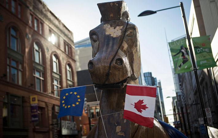 Сказано – сделано. В пятницу комиссия, получившая в июле от Эммануэля Макрона поручение провести оценку воздействия соглашения CETA на окружающую среду и климат, представила свой доклад