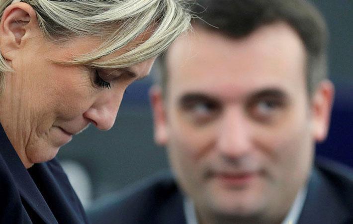 Вице-президент «Национального фронта» Флориан Филиппо предчувствовал это. «Преобразования идут плохо», - заявил он Жан-Жаку Бурдену во вторник утром в эфире BFMTV