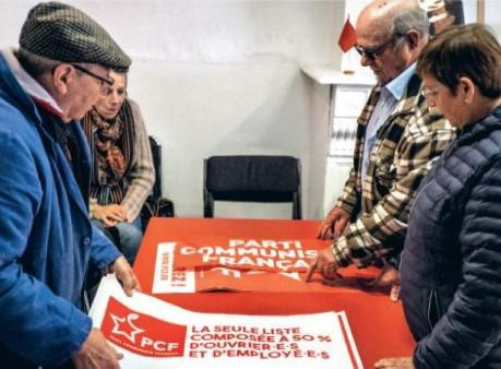 В списке кандидатов на выборы в Европарламент от Французской коммунистической партии (ФКП), возглавляемом Яном Бросса, половина мест отдана рабочим и служащим. Что думают об этом те, кого такое решение касается в первую очередь?