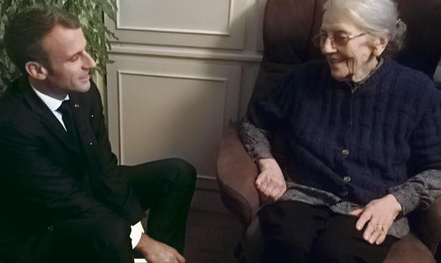 В квартире Жозетт Оден повсюду чувствуется присутствие покойного. На полках в гостиной стоят фотографии, с которых на нас смотрит вечно молодой Морис Оден
