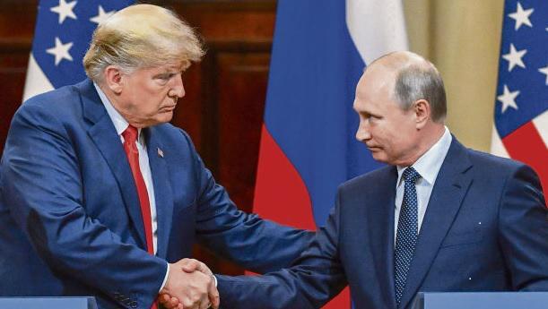 Дональд Трамп всегда говорил, что у него самого есть только враги. Прибыв вчера в Хельсинки для встречи с российским лидером Владимиром Путиным, президент Соединённых Штатов дал интервью, в котором обрушил шквал нападок на все существующие основы мирового порядка, построенного