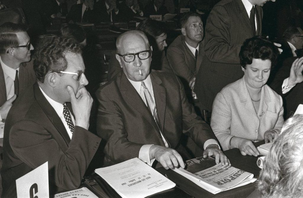 Социалистическая партия празднует полувековой юбилей. 11 июля 1969 года, после провальных для социал-демократического движения выборов, состоялся учредительный съезд нового партийного объединения