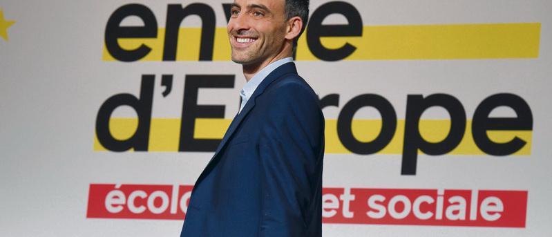 Партия социалистов, занимающая довольно скромное место в предвыборных рейтингах, представила свою программу и список кандидатов на выборы в Европарламент.