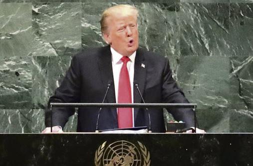 От американского президента ждали всякого, но содержание его речи оказалась ещё хуже, чем можно было предположить.