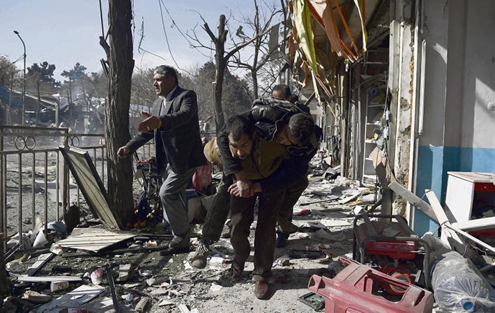 Три за восемь дней. Три теракта, ужасающих со всех точек зрения: человеческой, психологической и политической