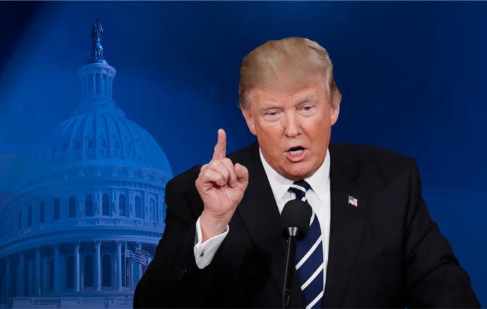 Его считали неспособным развивать международную стратегию и обвиняли в желании сблизиться с Россией Владимира Путина. И вот Дональд Трамп внезапно решил напомнить о себе всем тем, кто почувствовал себя осиротевшим без мощной американской руки.