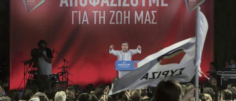 В это воскресенье в Греции пройдут досрочные парламентские выборы: СИРИЗА и её лидер Алексис Ципрас находятся в трудном положении, тем временем как либералы от правой партии «Новая демократия» надеются завоевать победу, делая ставку на демагогию и национализм.