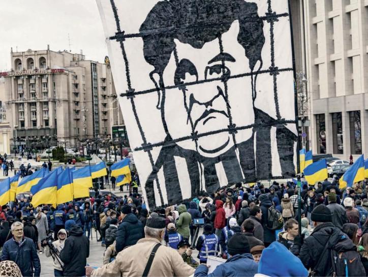31 марта состоится первый тур президентских выборов на Украине. Пять лет спустя после событий Майдана украинцы чувствуют разочарование