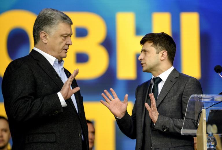 Актёр стал президентом Украины. А тем временем сам он вышел из ближайшего окружения бизнесмена Игоря Коломойского, который финансировал батальон «Азов»