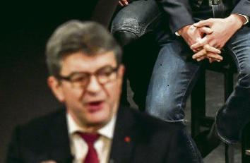 Собравшиеся в театре «Sebastopol» в г. Лилле (север Франции) ждали появления на сцене основателя «непокорённых»