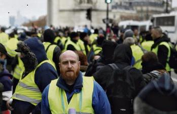 «Мы собирались устроить акцию протеста у себя в Вердене, но услышав во вторник по телевидению, что сказал Кристоф Кастане.