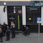 Фашистский теракт под Франкфуртом