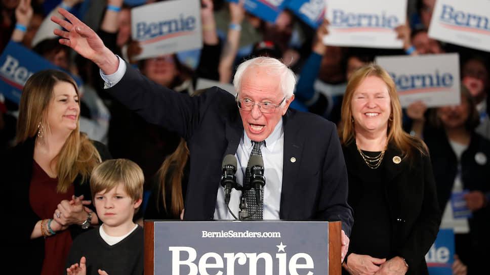 В ближайший понедельник в Айове начинаются праймериз демократов. Ожидается, что на них столкнуться два представителя руководства партии. Один их них стоит на позициях социал-либерализма, другой представляет представляет левое крыло.
