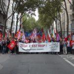 Лион: Все на борьбу против пенсионной реформы